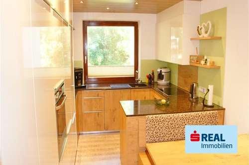 Ansehnliche 4-Zimmer-Wohnung in Haiming!