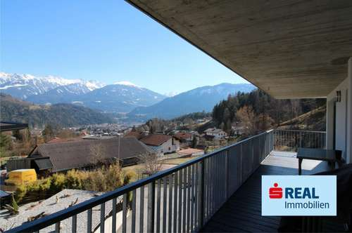 4-Zimmer-Wohnung in sonniger und ruhiger Lage mit Blick über Imst!