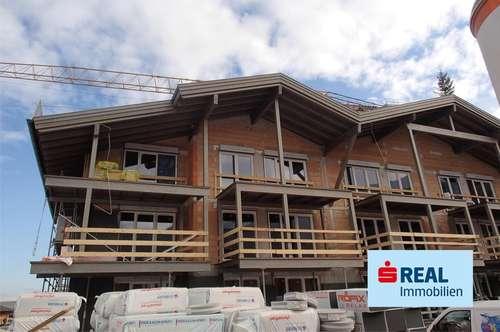 """Am Wohnprojekt """"Weererwirt"""" gelangen 46 Wohnungen in der Größe von 45 bis 113 m² WNFl. zum Verkauf."""
