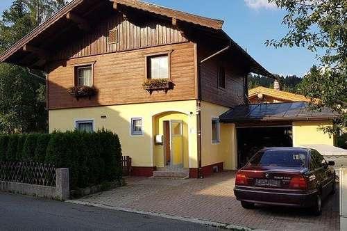 PILLERSEETAL - HOCHFILZEN: PREISHAMMER: sehr schönes kleines Einfamilienhaus mit Gartenhäuschen und Biotop in sehr guter Lager
