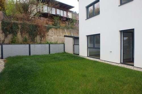 ERSTBEZUG - NEUBAU, 3-Zimmer Wohnung mit Terrasse, Eigengarten und Parkplatz