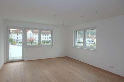 ERSTBEZUG - NEUBAU, 3-Zimmer Wohnung mit Balkon, Lift und Parkplatz