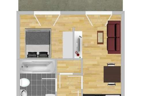 Provisionsfrei für den Käufer! Perfekte Kleinwohnungen in zukunftsweisenden Projekt im Süden von Graz!