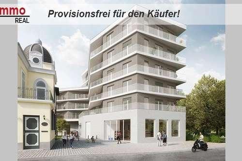 Provisionsfrei für den Käufer! Neubauprojekt beim Leonhardbach! 34m² Balkon!