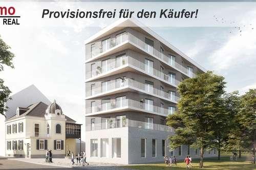 Neubau in St.Leonhard! Ursulinen, Merangasse, Leonhardbach! 2-Zimmerwohnung mit großem Südbalkon!