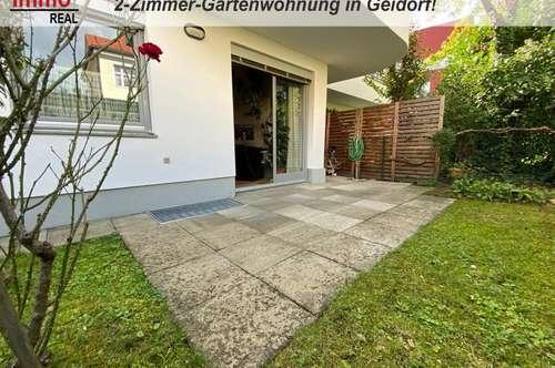 Zwischen Körösistraße und Schwimmschulkai! 2-Zimmer-Gartenwohnung in Geidorf nahe der Mur!