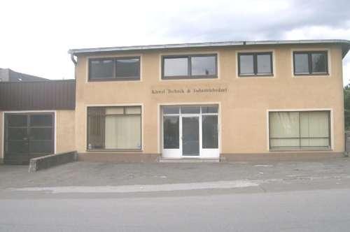 Hallen- und Werkstättenflächen in Fohnsdorf