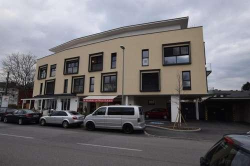 Neuerrichtung eines Wohn- und Geschäftshauses in Andritz