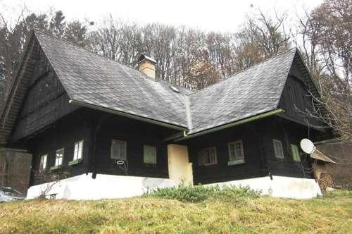Idyllisches Haus am Waldrand für Naturliebhaber