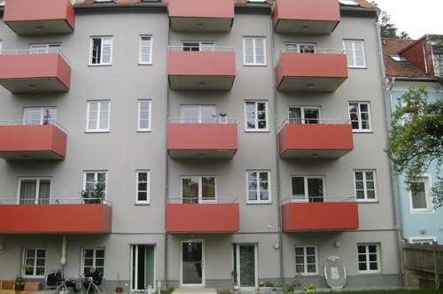 Attraktive 3-Zimmer-Wohnung mit Balkon