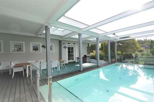 Villa mit besonderer Eleganz - Idyllische Ruhelage in Maria Saal