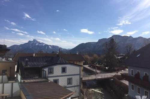 Zentrale 3-Zi-Dachgeschoßwohnung in Mondsee