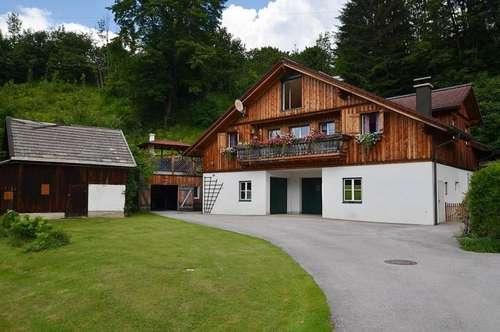 Große Eigentumswohnung in Ruhelage / Altaussee