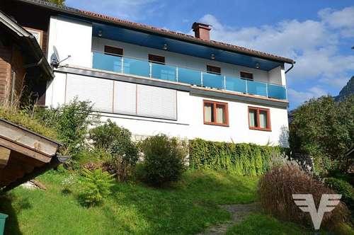 Wohnhaus mit 2 Wohneinheiten im Zentrum von Obertraun / auch Zweitwohnsitz