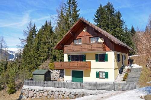 Einfamilien-/Ferienhaus in Wörschachwald
