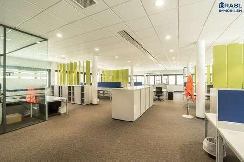 Schwaz: TOP-ausgestattete Bürofläche (von ca. 40 m² bis 640 m²) in absoluter TOP-Lage ab sofort zu mieten