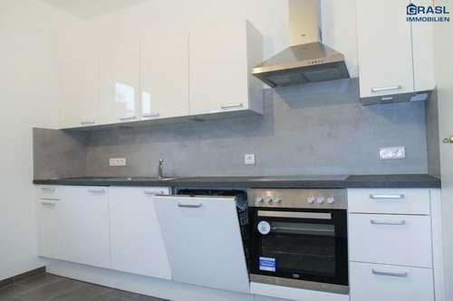 Innsbruck (Saggen): Frisch renovierte 3-Zimmer-Wohnung mit Loggia