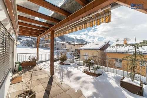 Schwaz: Gepflegte 3-Zi.-Wohnung in ruhiger Wohnanlage mit Tiefgarage