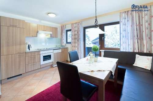 Alpbach: Geräumige 2-Zimmer-Wohnung in zentraler und ruhiger Wohnlage