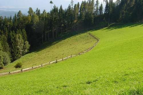---- RESERVIERT --- Feldkirchen 15 Automin. Bauernhof mit 10 ha Grund