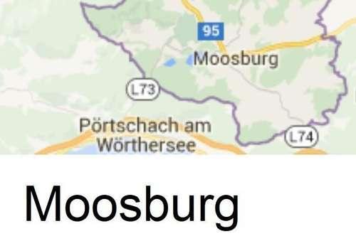 Moosburg-Tigring u. Wörthersee Nähe: Wunderschöner Baugrund
