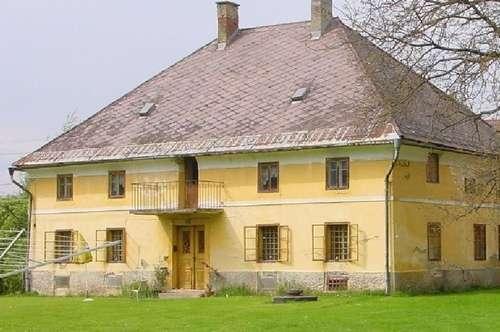 Feldkirchen Nähe, sanierter Gutshof in ruhiger Alleinlage - TRAUMLIEGENSCHAFT
