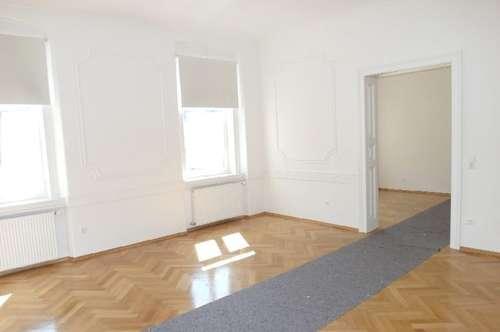 St.Veit/Glan - Zentrum MIETE: Wunderschöne, helle Altbauwohnung neu saniert, 140 m² Wfl.