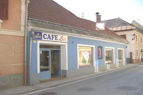 Cafe u.Haus in Straßburg - Zentrum