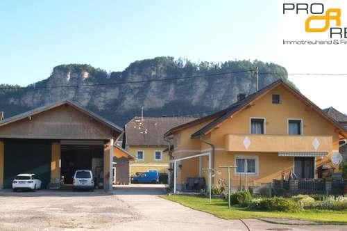 LANDLIEBE Zemljiše na Dravi: Mehrfamilienhaus sucht Handwerker in Grünlage auch Ideal als Reiterhof