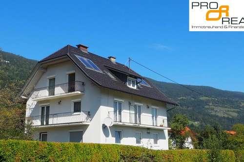 Seeblick Bodensdorf, Großfamilienhaus mit besten Aussichten