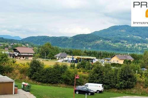 Landleben Rosental: Wohnung mit Grünblick