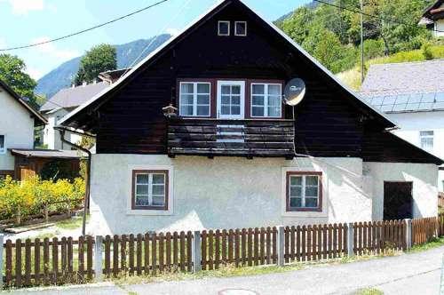 Häuschen im Kurzentrum Bad Bleiberg