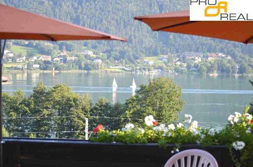 Seeblick Wohnhaus oder Pension Ossiachersee