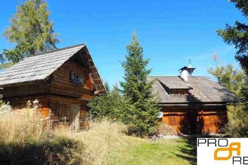 Top- Ruhe + fast Alleinlage! Wander- & Skigebiet Hochrindl