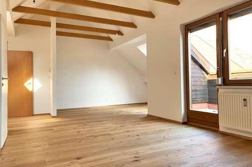 Gleisdorf! Neu sanierte ca. 81 m² Wohnung mit knapp 10 m² Balkon!
