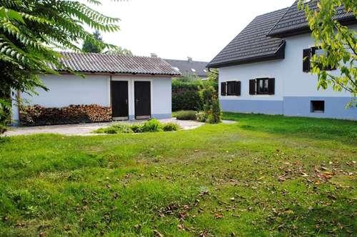 Ein- bis Zweifamilienhaus in Liebenau! Ruhig und sonnig gelegen mit viel Potenzial!