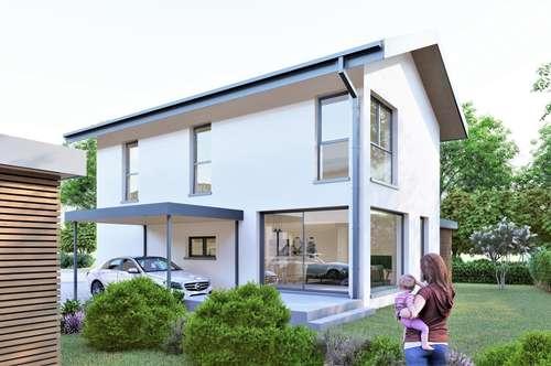 GRATWEIN ! SONNE-RUHE-FAMILIENTRAUM! Ziegelmassivhaus mit CARPORT