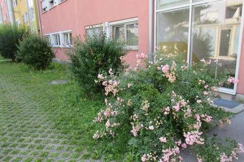 Andritz/Arlandgrund - Gut aufgeteilte 2 Zimmerwohnung mit Tiefgaragenplatz - sehr ruhig mit Blick ins Grüne