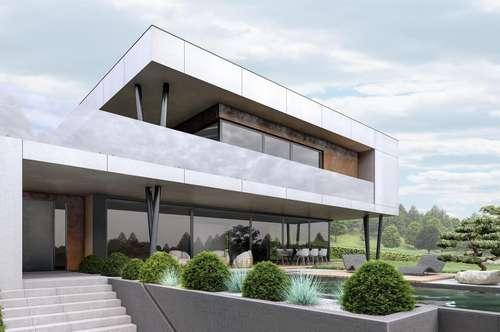 GEDERSBERG! Außergewöhnliche Villa mit hoch exklusiver Ausstattung!