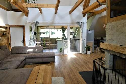 Thal -gemütliche, außergewöhnliche Wohnung mit Loggia!!