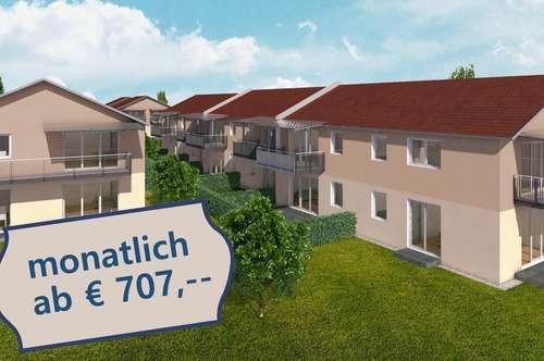 Leibnitz - Nähe!! Wohnpark - Grüne Oase! Leistbares und barrierefreies Wohnen!