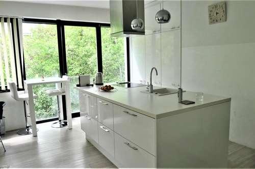 Waltendorf - Wow! Hier läßt es sich leben wunderschöne 3 Zimmerwohnung eingebettet in die Natur mit großem Balkon und Dachterrasse!!
