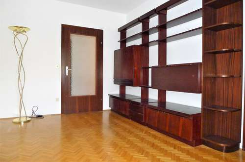 Nähe LKH - Sehr gut aufgeteilte gepflegte 2-Zimmerwohnung mit Balkon!