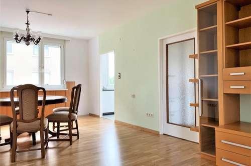 Nette, sehr ruhig gelegene Eigentumswohnung in Graz - Straßgang!