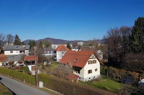 Andritz! Haus mit Nebengebäude in idyllischer Ruhelage!