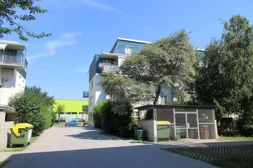 Andritz - Tolle 2 Zimmerwohnung - sehr ruhig mit Blick ins Grüne