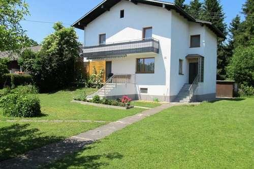 Großes Haus in schöner, ruhiger Lage - ev. auch als 2-Familienhaus nutzbar