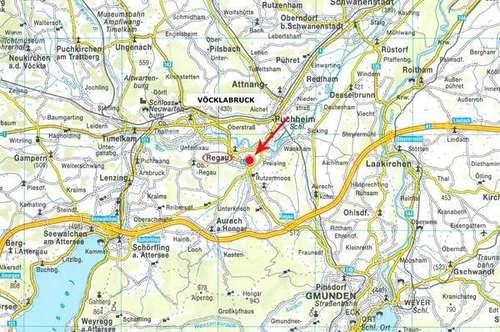 Betriebsbaugrundstück in Regau
