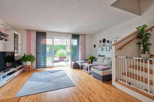 Modern Living - Eckreihenhaus mit Eigengarten, Carport und Abstellplatz!