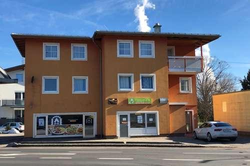 Geschäfts-/Wohnhaus in zentraler Lage in Lenzing!